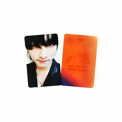 [SF9]NARCISSUS Album Official Photocard [Temptation ver./Selfie] - ZUHO