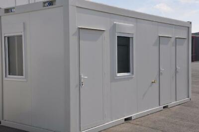 Welfare Unit Portable Building - Toilet / Shower / Canteen New Site Unit