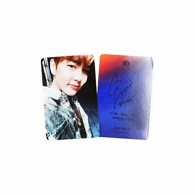 [SF9]NARCISSUS Album Official Photocard [Emptiness ver./Selfie] - JAEYOON