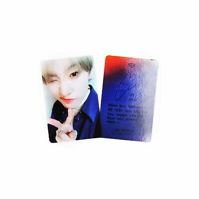 [SF9] NARCISSUS Album Official Photocard [Emptiness ver./Selfie] - INSEONG