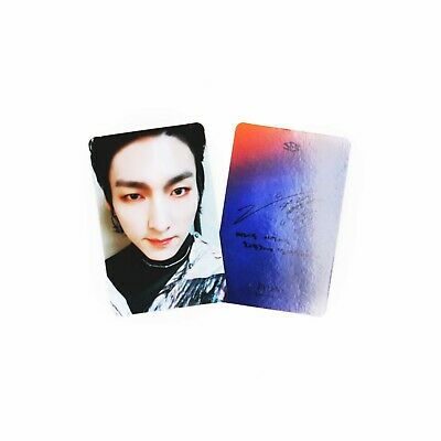 [SF9]NARCISSUS Album Official Photocard [Emptiness ver./Selfie] - ZUHO