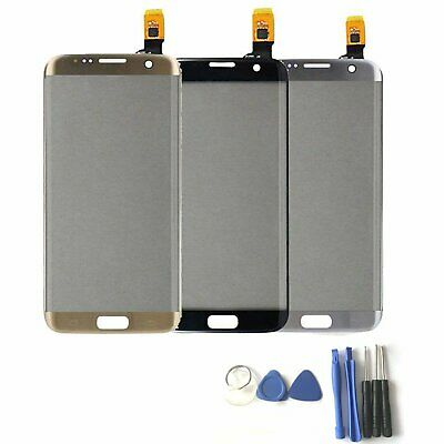 Touch Glass Digitizer Screen Replacement For Samsung Galaxy S7 Edge G935 + Tools