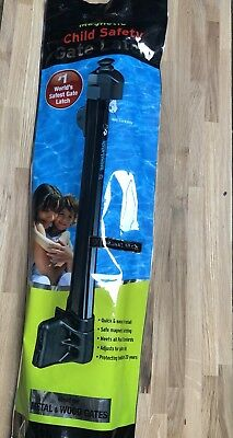 magnetic child safety gate latch, MAGNA Latch Brand New