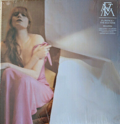 Florence and The Machine ‎– High As Hope- box set- limited edition