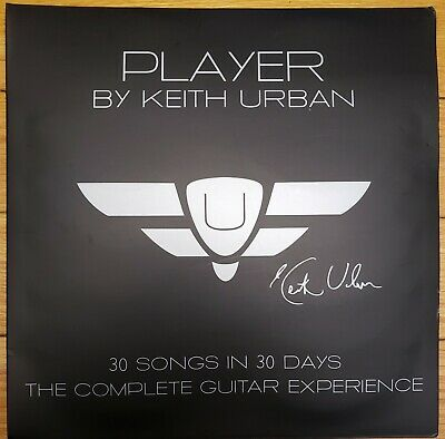 Player by Keith Urban 30 Songs in 30 Days Complete Guitar Experience