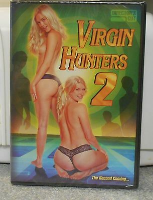 Virgin Hunters 2 (Dvd 2016) Rare Sci Fi Comedy Brand New