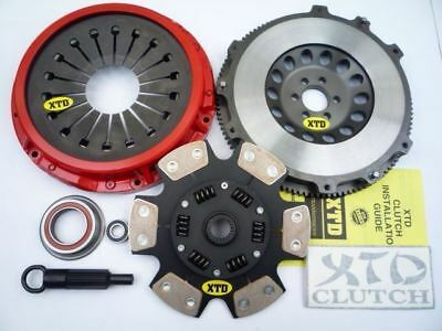 "Xtd Paddle Clutch + Flywheel 87-92 Supra Turbo 7Mgte ""Free Shipping"""