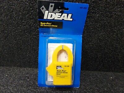 IDEAL 61-450 Test-Pro AC Current Clamp Accessory for Digital Test-Pro Multimeter