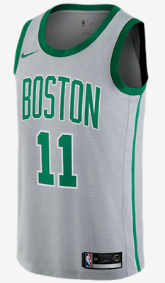 the best attitude 6efca be633 BRAND NEW NIKE Kyrie Irving Boston Celtics #11 Icon Edition ...