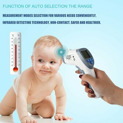 Digital Thermometer Infrared Baby Forehead Non-contact Infrared Thermometer NN