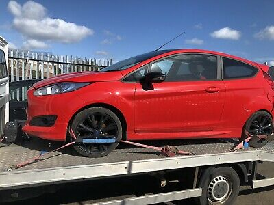 2015 Ford Fiesta 1.0 turbo Zetec-s Wheel nut *BREAKING* engine, gearbox etc