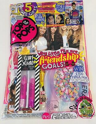 TOP OF THE POPS MAGAZINE #313 With AMAZING FREE GIFTS INSIDE! (BRAND NEW)