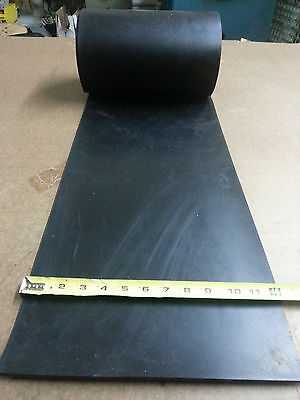 """NEOPRENE RUBBER ROLL 1/8 THK X 12"""" WIDE x25 ft LONG  60 DURO +/-5  FREE SHIPPING"""