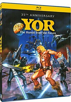 Yor-Hunter From The Future-25Th Anniversary Edition (Blu-Ray)
