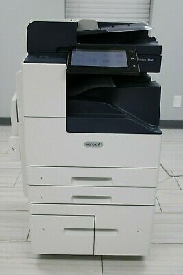XEROX ALTALINK C8045 Color Printer 70 Ppm Only 65K Copies
