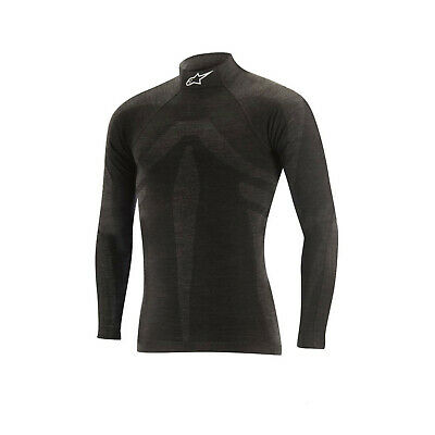 Alpinestars ZX EVO Longsleeve Top black (with FIA homologation) - Genuine - M/L