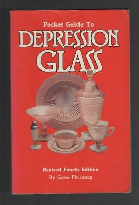 Pocket Guide to Depression Glass by Gene Florence 1985