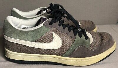99f2f82b3d Nike Court Force Low Hemp Rare Le 2006 Shoes Ironstone/Army Olive 313561-011