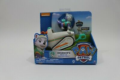 Nickelodeon Paw Patrol Everest's Rescue Snowmobile
