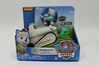 Nickelodeon Paw Patrol Everest's Rescue Snowmobile B