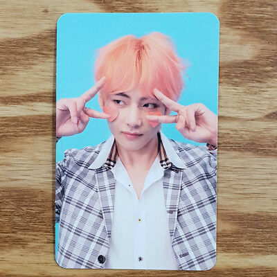 V Official Photocard BTS Love Yourself Answer F Version Genuine Kpop