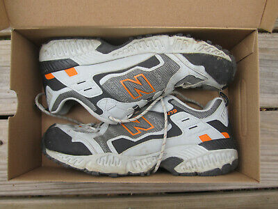 8b93379e7e5 NEW BALANCE 479 Men Sz 10 4E(Wide) Gray Trail Hiking Run MT479GO Eu 44 US  Made!