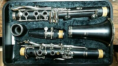 Band & Orchestral Yamaha Ycl-255 Clarinet In Excellent Playing Condition