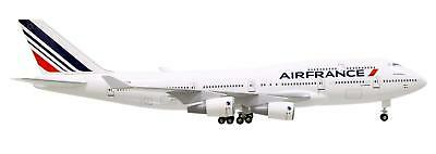 Maquette AIR FRANCE BOEING 747-400 au 1/200 En Plastique B747