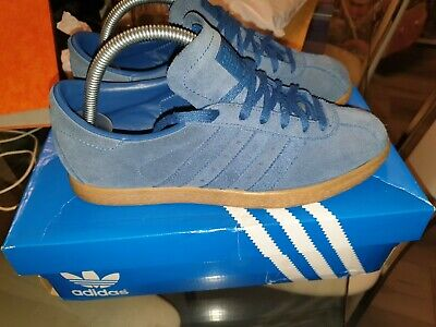 277eaf40f9e16 ADIDAS MENS ORIGINALS Tobacco Trainer shoe M17886 Sizes UK 7-10.5 ...