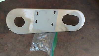 "Powermatic Model 95 24"" Scroll Saw Belt & Pulley Guard Cover Back Plate"