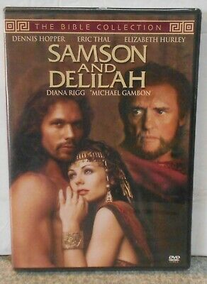 Samson and Delilah (DVD, 2005) THE BIBLE COLLECTION DRAMA BRAND NEW