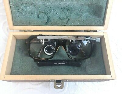 Designs for Vision's Surgical Telescopes w/ Box - Glasses - Loupe - Vintage