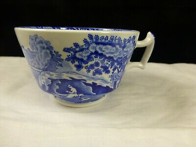 Copeland Spode's Italian Footed Cup no saucer - Blue & White Transferware