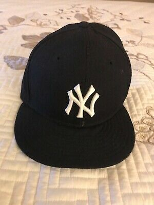 wholesale dealer b92ae caaea New Era New York Yankees Fitted Hat Cap SUBWAY World Series Side Patch MLB  2000