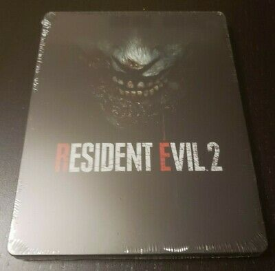 Video Games & Consoles RESIDENT EVIL 2 REMAKE NEW in FOIL STEELBOOK