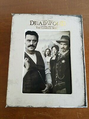 Deadwood - The Complete Series (Blu-ray Disc, 2010, 13-Disc Set)
