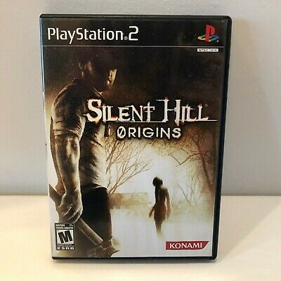 Silent Hill Origins (Sony PlayStation 2, 2008) English & French Manuals Included