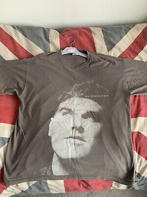 vintage morrissey shirt Crew Only T Shirt