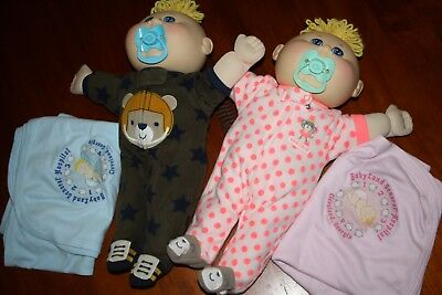 Cabbage Patch Kids  - Divine CPK Twins
