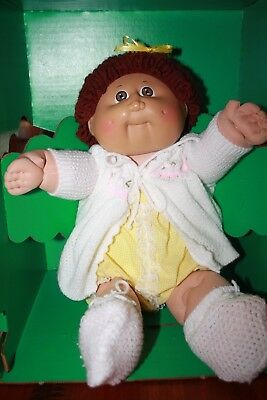 Cabbage Patch Kid - Short loop Hair