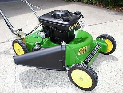 John Deere 21 Amp 1987 Nos Brand New Lawn Mower Push Mower