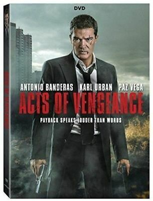 Acts of Vengeance (DVD, 2017) SKU 3075