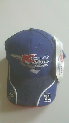 Greg Murphy / Rick Kelly Signed Cap - Kmart Racing