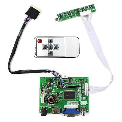 For B116XW01 V0 LTN116AT02 1366x768 LCD HDMI VGA AV Audio LCD Controller Board