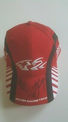 Mark Skaife / Todd Kelly Signed Cap - Holden Racing Team