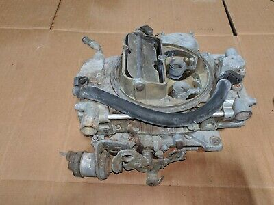 1959-80 CARB KITS TRI POWER FORD TRUCK HOLLEY MODEL 2300 ETH TOLERANT NEW