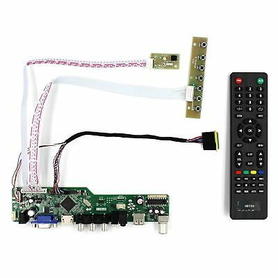 "For 11.6"" LCD Screen LTN116AT02 B116XW01 V0 HDMI VGA AV USB LCD Controller Board"