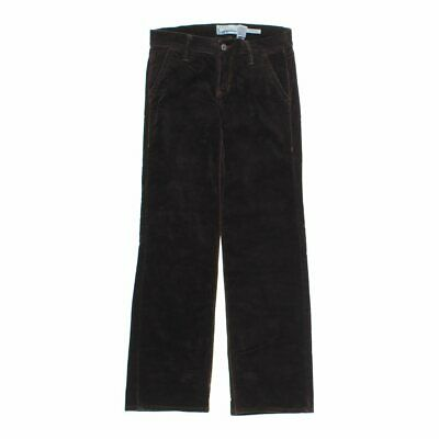 Old Navy Girls  Pants size JR 1,  brown,  cotton, spandex
