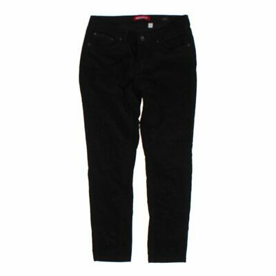 Unionbay Girls Corduroy Pants size JR 11,  black,  cotton, spandex, corduroy
