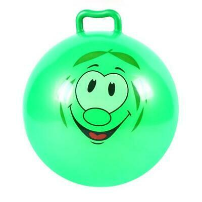 RIDE ON BOUNCING HOP BALL WITH HANDLE jump toy fun bounce kids children